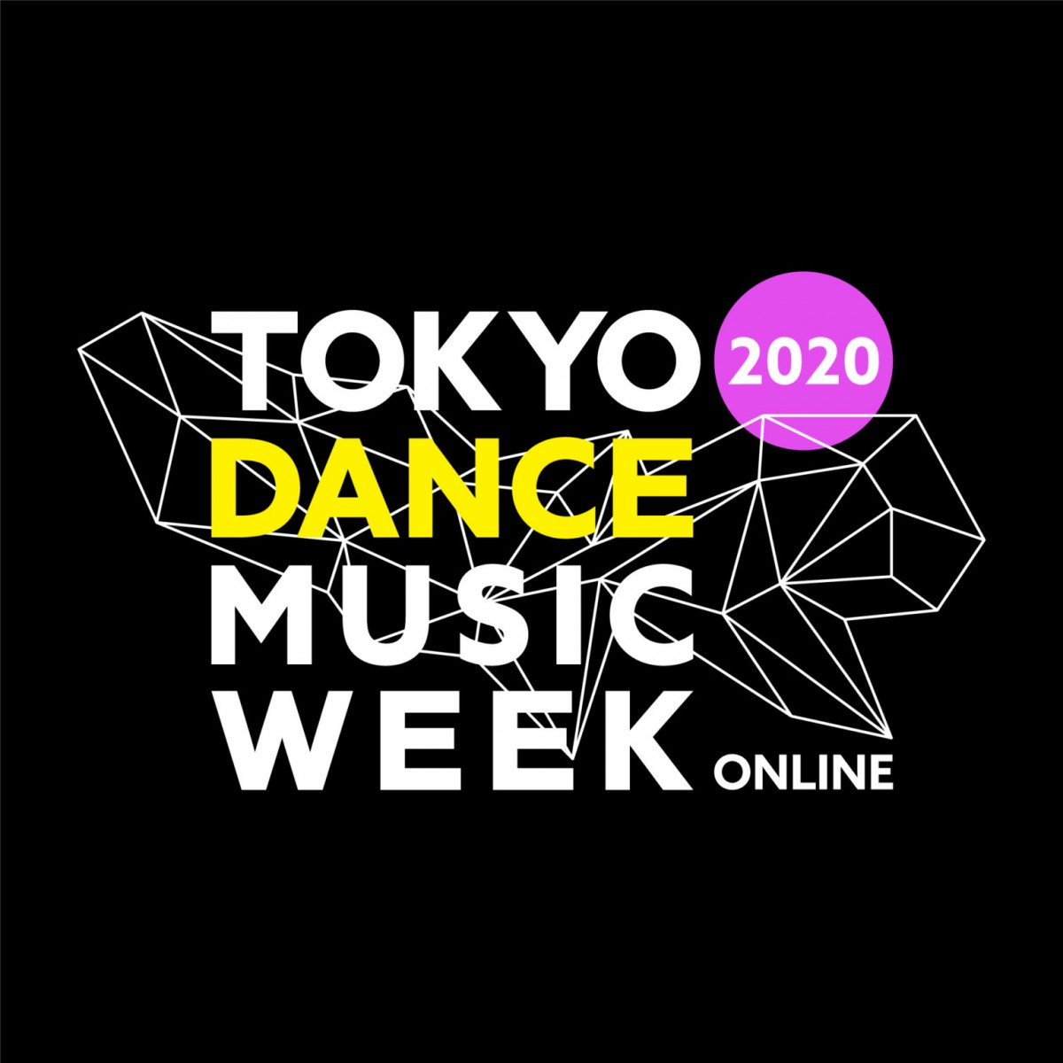 See you in 2021 !!!【TOKYO DANCE MUSIC WEEK2020】ありがとうございました。