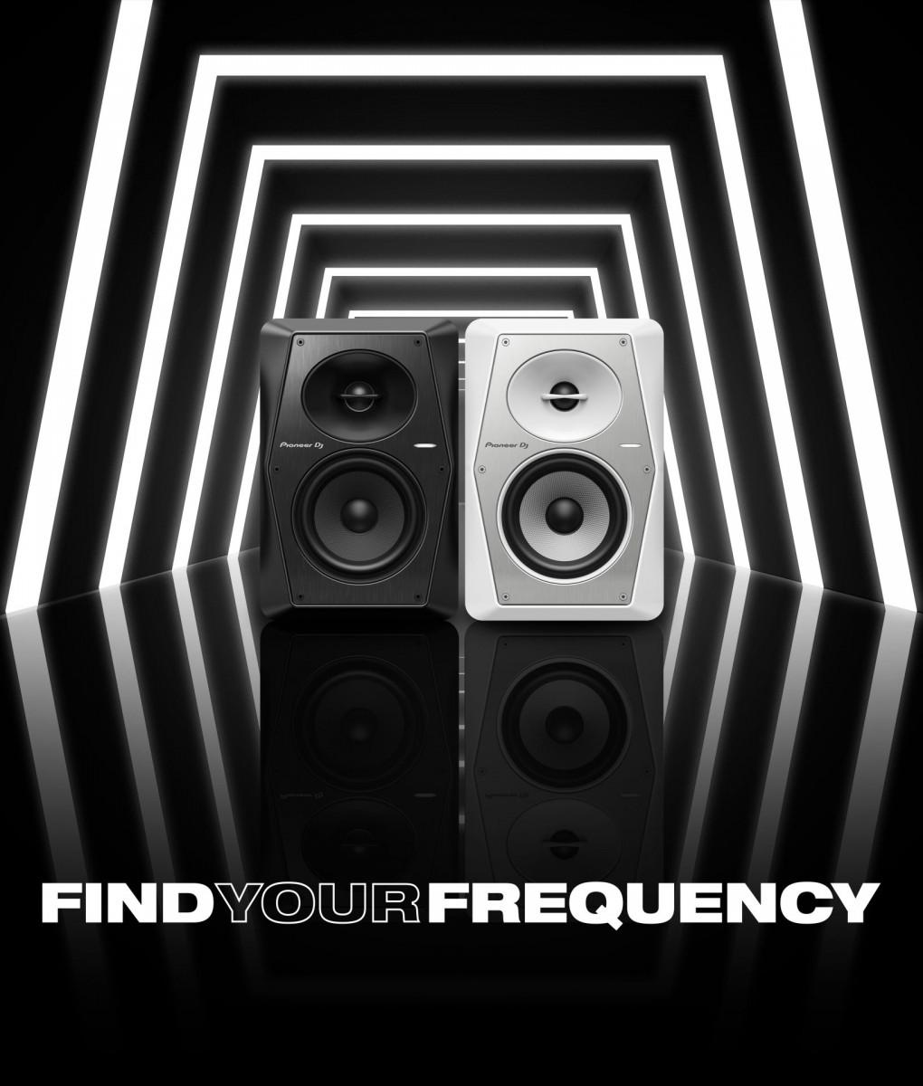 Pioneer DJからアクティブモニタースピーカー3機種が発売